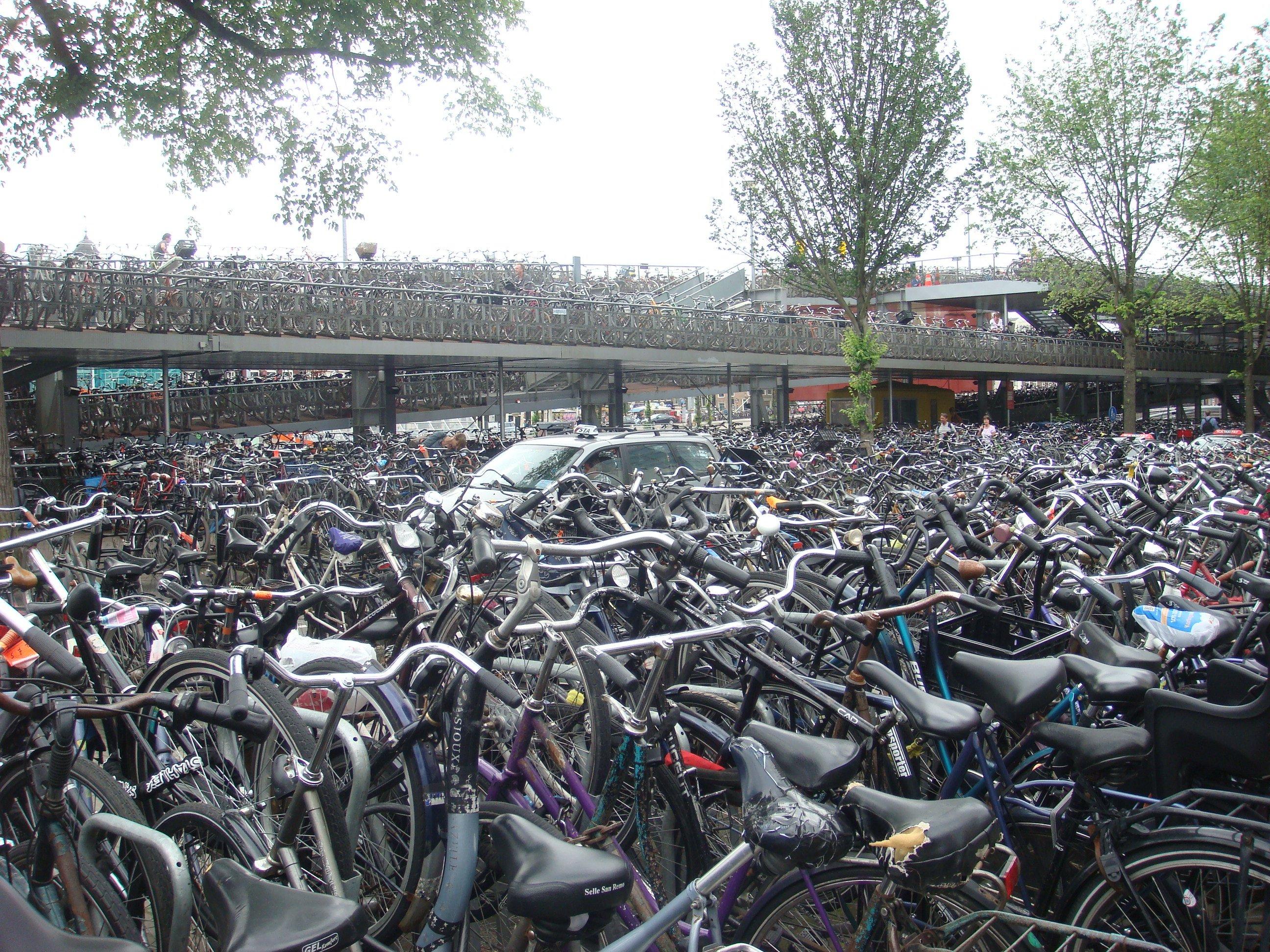Full of bike